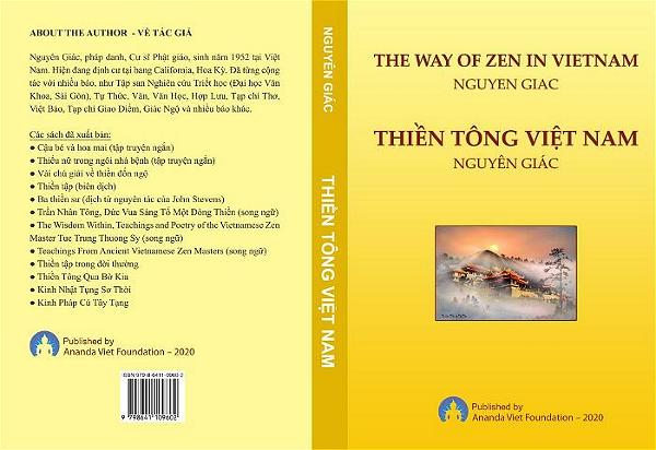 The Way of Zen in Viet Nam - book cover
