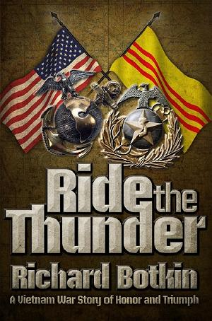RIDE THE THUNDER BOOK