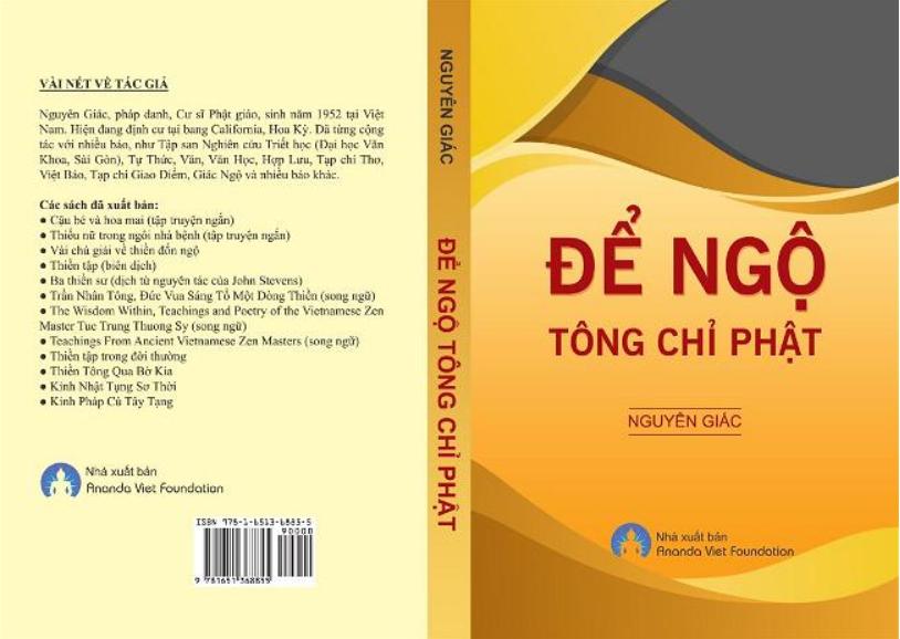 """Đọc sách """"Để Ngộ Tông Chỉ Phật"""" của Nguyên Giác - Tin Tức ..."""