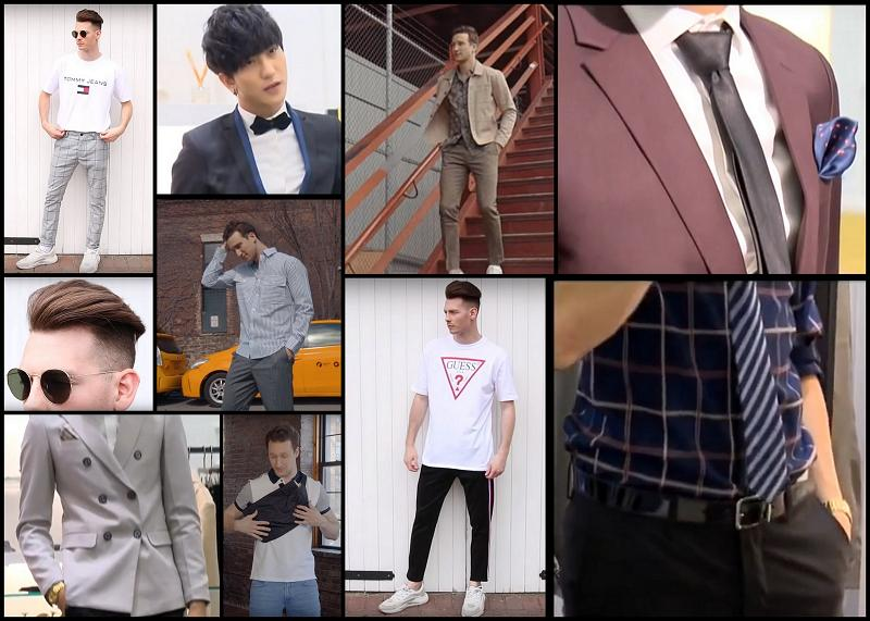 THAM MY_2019 3 man outfits