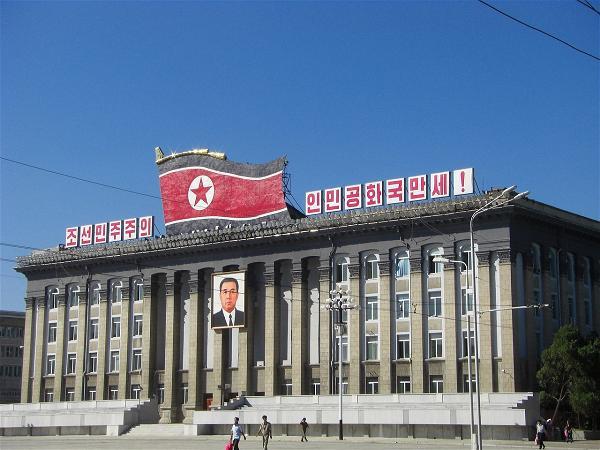 Hậu Sự Cho CS Bắc Hàn