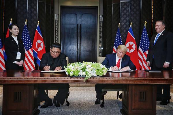 AFP_Trump Kim ky tuyen bo chung