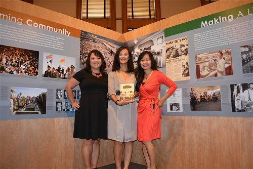 Triển Lãm Tại Vùng Nam Cali: Dự Án Lịch Sử Truyền Khẩu Người Mỹ Gốc Việt – Việt Báo (Aug. 25, 2015)