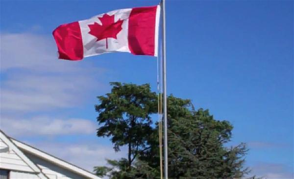 a-canada-flag-flying