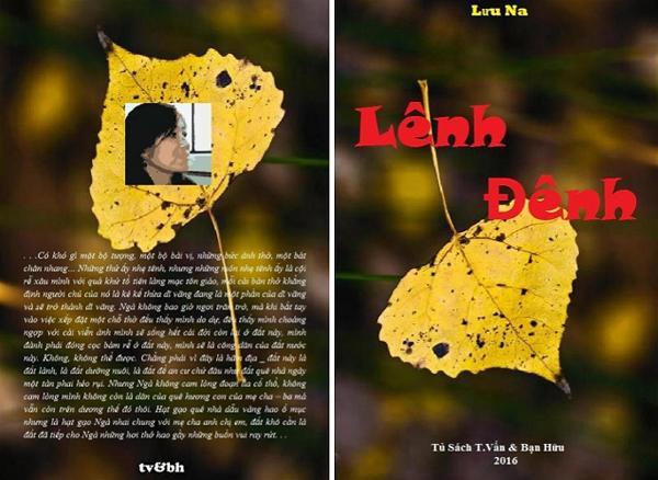 """Phan Tấn Hải: Đọc """"Lênh Đênh"""" Của Lưu Na: Thơ Mộng Và Đau Đớn"""