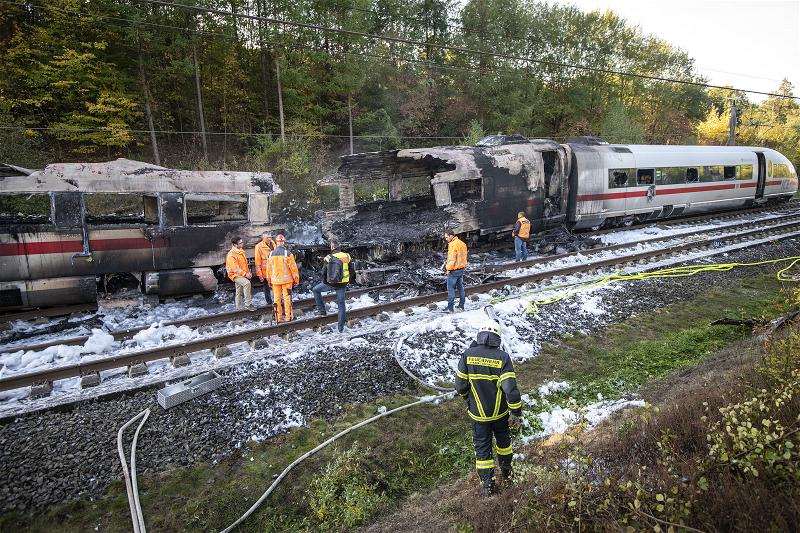 _AFP_Germany train high speed fire