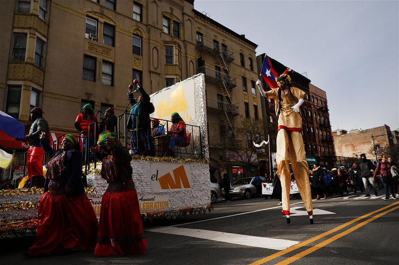 _AFP_new york parade three kings