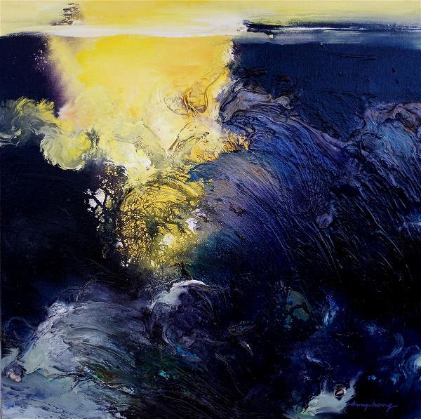 Ann Phong, Thiên Thần Dưới Biển