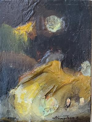 Ann Phong Tranh Acrylic