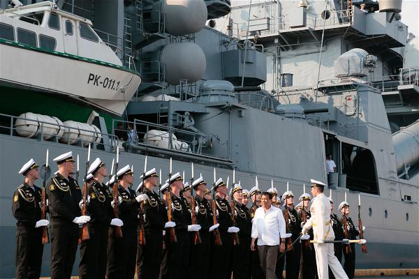 AFP_Russia Navy_Philippines