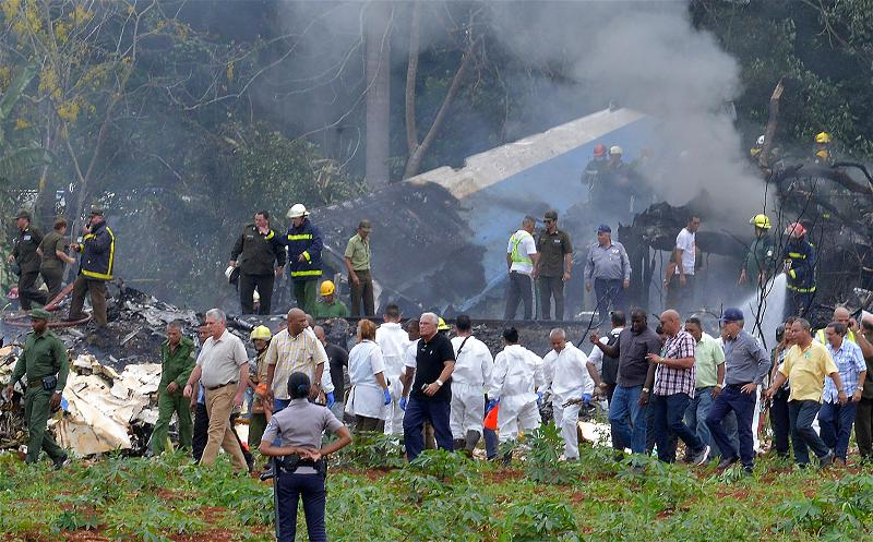 _AFP_Cuba airplane crashed 2018