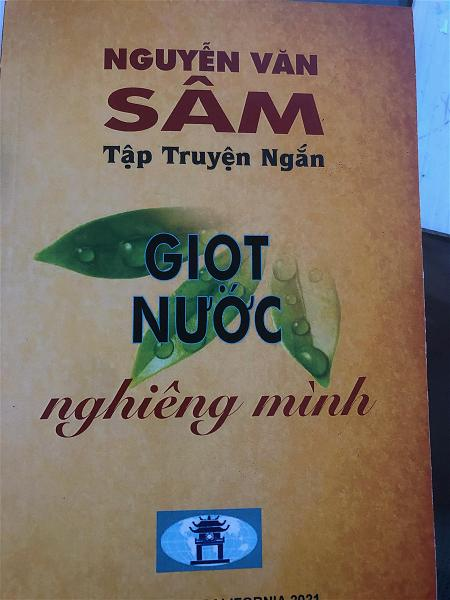 Giot Nuoc Nghieng Minh