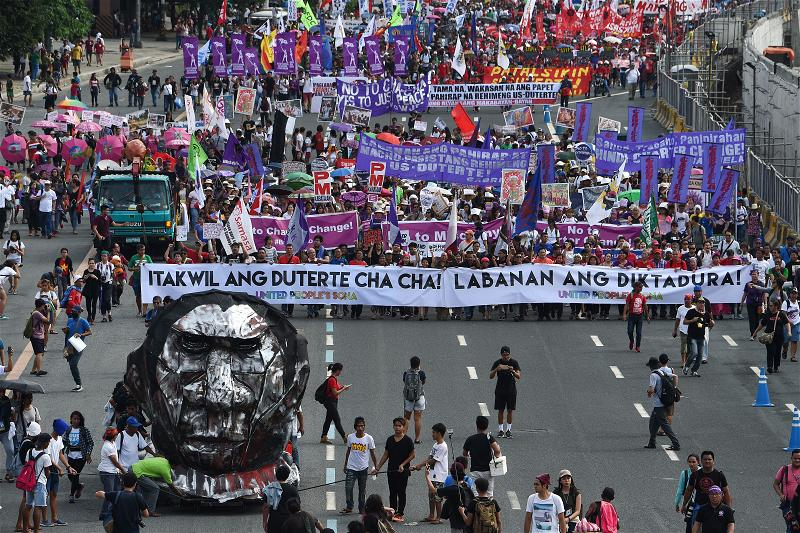 _AFP_philippines protest