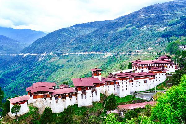 Tronga Dzong B