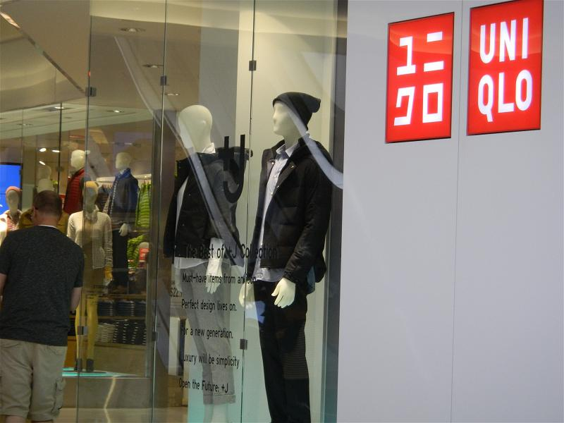 a-uniqlo-japanese-store-retail-shopping
