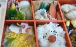 a-lunch-japanese-food-rice-sushi