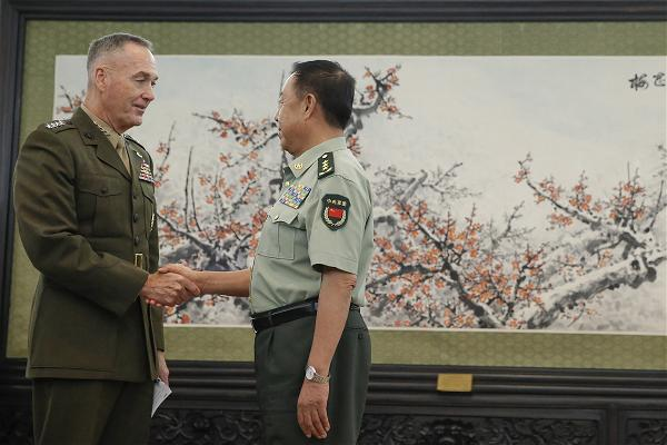 AFP_Chinese US generals confer