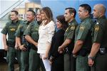 afp-melania-trump-border-agents-visit