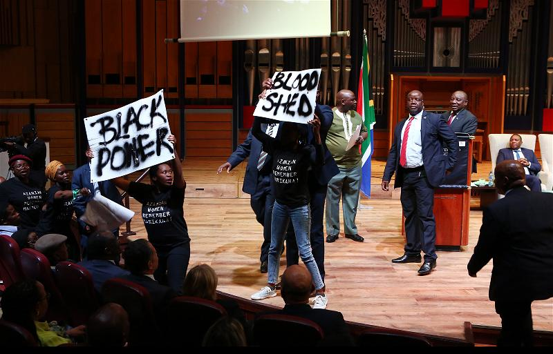 _AFP_south africa protest lecture