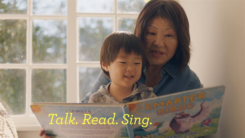 First 5 California Talk Read Sing Image