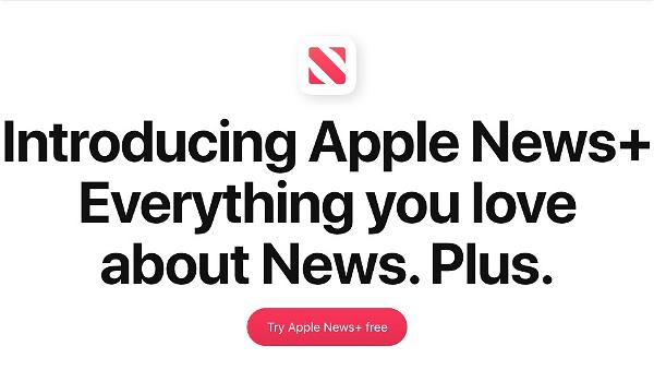 Apple News+bi cao buoc