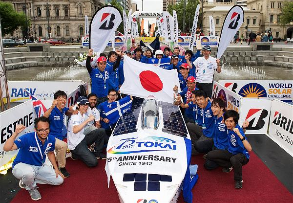 _AFP_solar car race 2017 Japan team