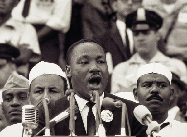 Muc Su Martin Luther King Jr _Getty Images