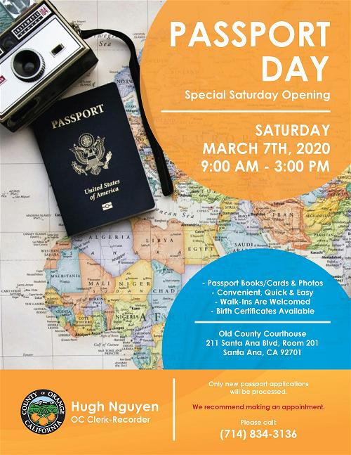 3.7 - Passport Day