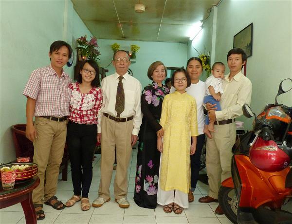 Nghiem Family