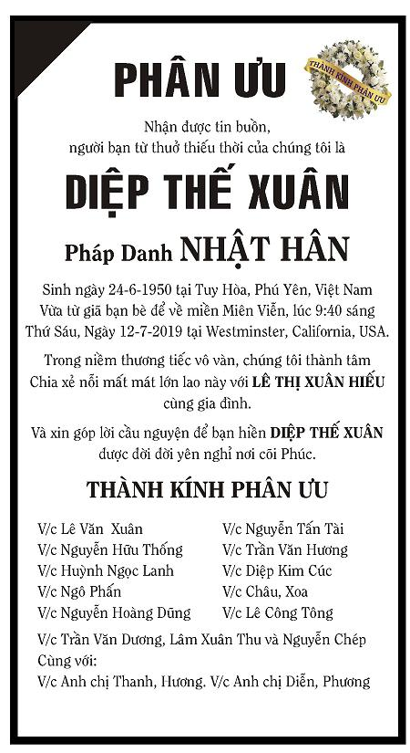PU Diep The Xuan 14p